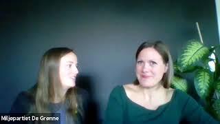 Grønn Næringspolitikk Med Hanna Marcussen