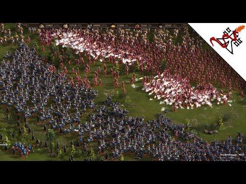 Cossacks 3 - 7P FFA MASSIVE 17th CENTURY WARS | Multiplayer Gameplay