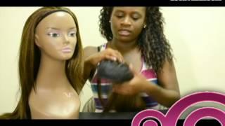 EBONYLINE.com Outre Quick Weave Up Do U Barbie Review