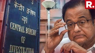 Republic TV Accesses Order Copy Granting CBI Custody Of P Chidambaram Till August 26