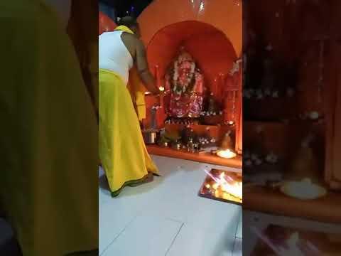 Video - संध्याकालीन गणेशआरती गणेश मंदिर चौधरी चौक बरेली