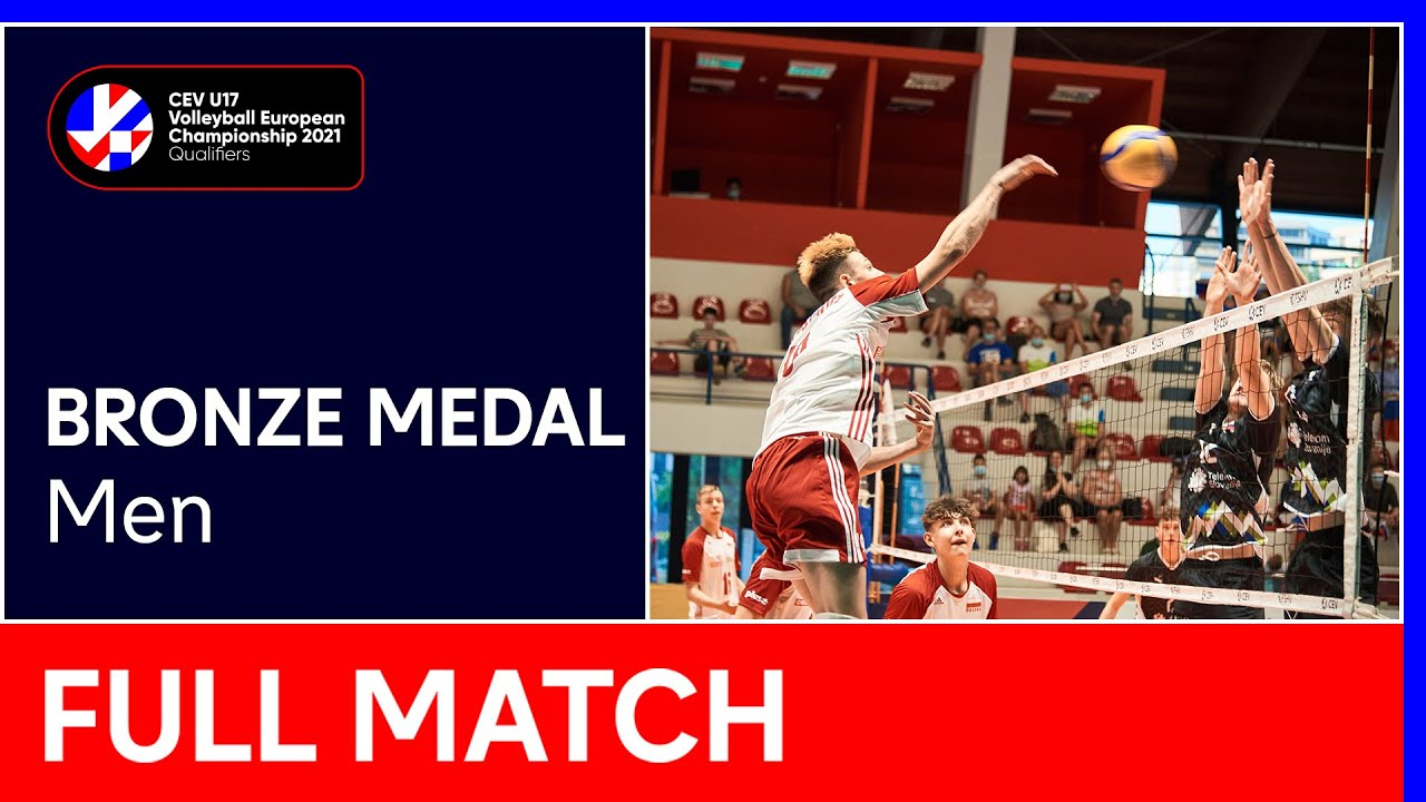 CEV <b>U17</b> Volleyball <b>European</b> Championship 2021 | Men