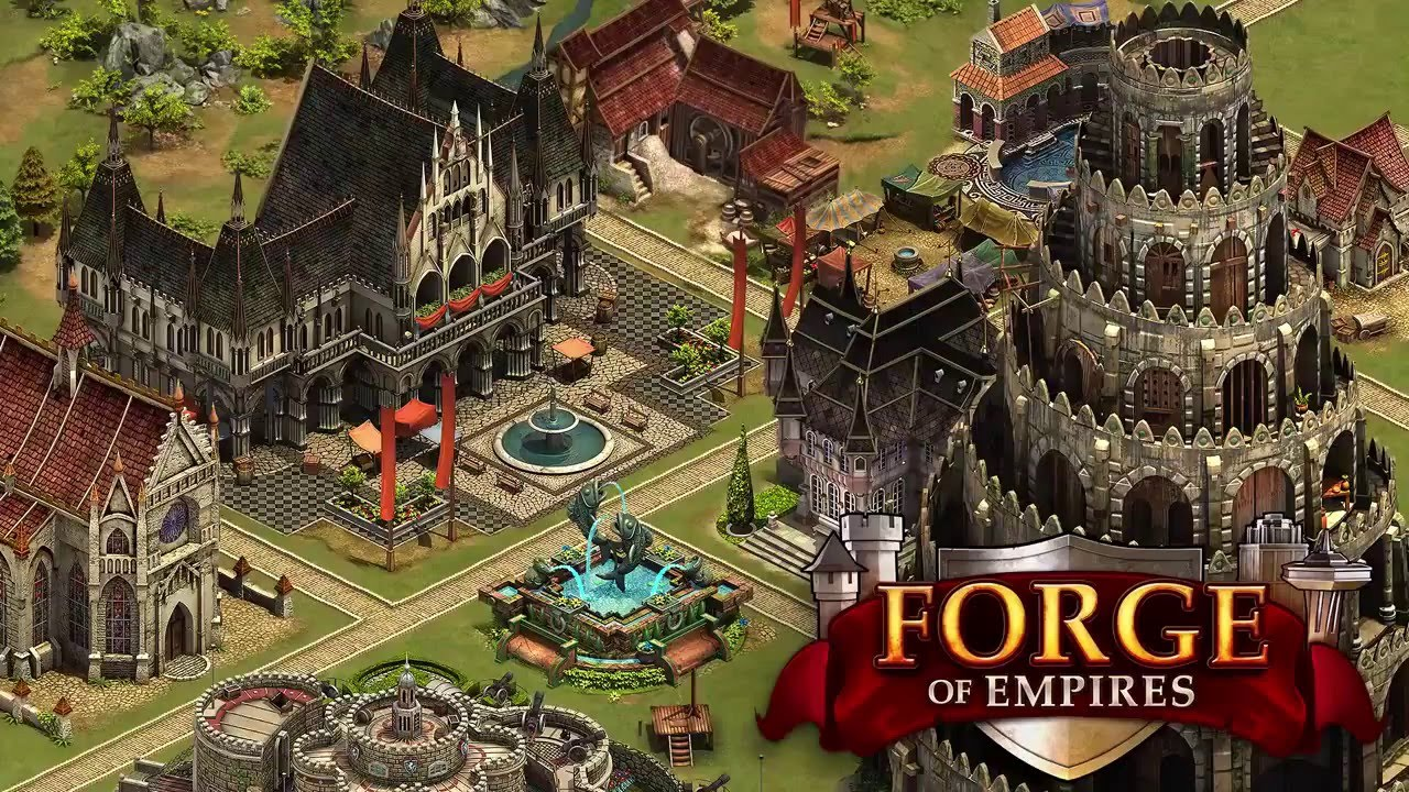 Forge of Empires 1 158 0 APK + MOD (Full) for Android