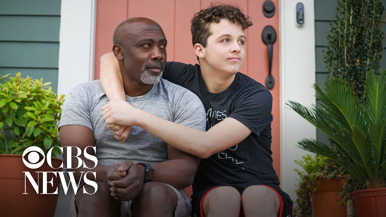 Download Single man who always wanted kids adopts teenager in foster care