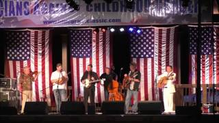 All Star Tribute to James King - Lonesome Old Home & How Will the Flowers Bloom