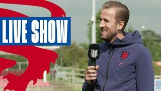 Kane & Maitland-Niles Preview Nations League, Talk New Nike Kit & Lionhearts | England