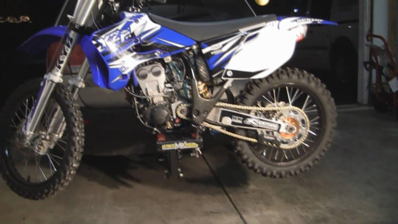 Ultimate Mx Hauler Motorcycle Dirt Bike Hitch Hauler