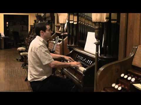 Lee Conklin Reed Organ Museum - Clough & Warren Reed Organ
