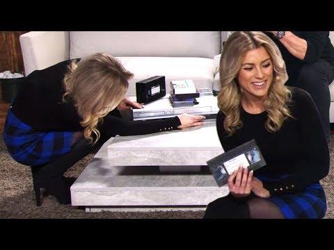 Reagieren Sie Bevor VHS-Kassetten Kaputt Gehen! Mit Katie Steiner Bei PEARL TV (März 2020) 4K UHD