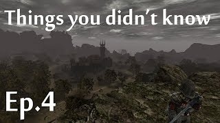 �������� ���� Valley of Mines! *Part 2* - Things you didn't know in Gothic 2 (Ep. 4) ������
