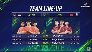 Ronly vs TNP Red - Vòng Bảng Ngày 2 [EACC Spring 2019]