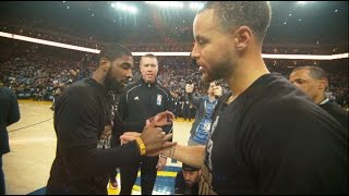 Repeat youtube video Best Of Phantom: Cleveland Cavaliers vs Golden State Warriors | 01.16.17