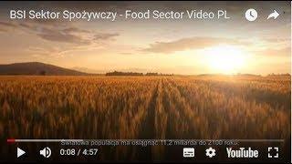 BSI Sektor Spożywczy - Food Sector Video PL