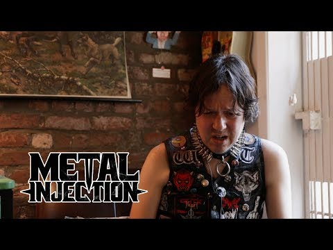 DAVE HILL - THE KING OF METAL Reviews Power Metal Videos | Metal Injection