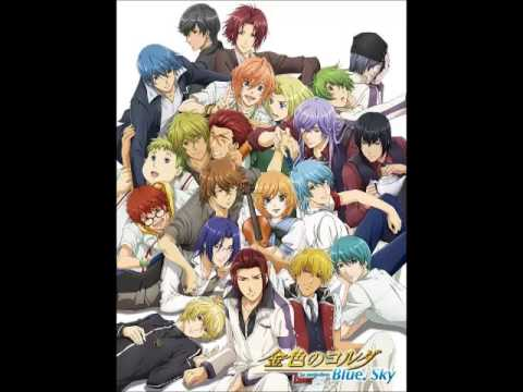 空色のツバサ Sky Blue Wings- Kiniro No Corda Blue Sky