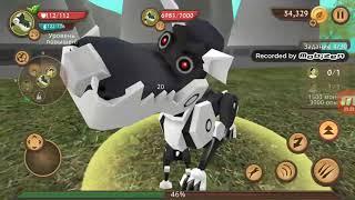 Играем в симулятор собаки онлаен