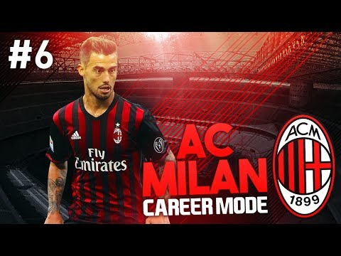 OUR FIRST MILAN DERBY! AC MILAN CAREER MODE #6 (FIFA 17)