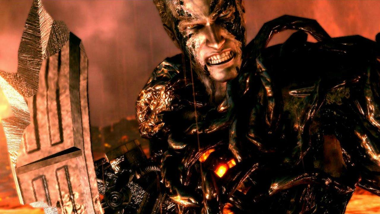 resident evil 5 wesker uroboros