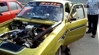 opel k180 turbo tirafu