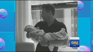 Kym Johnson and Robert Herjavec welcome twins