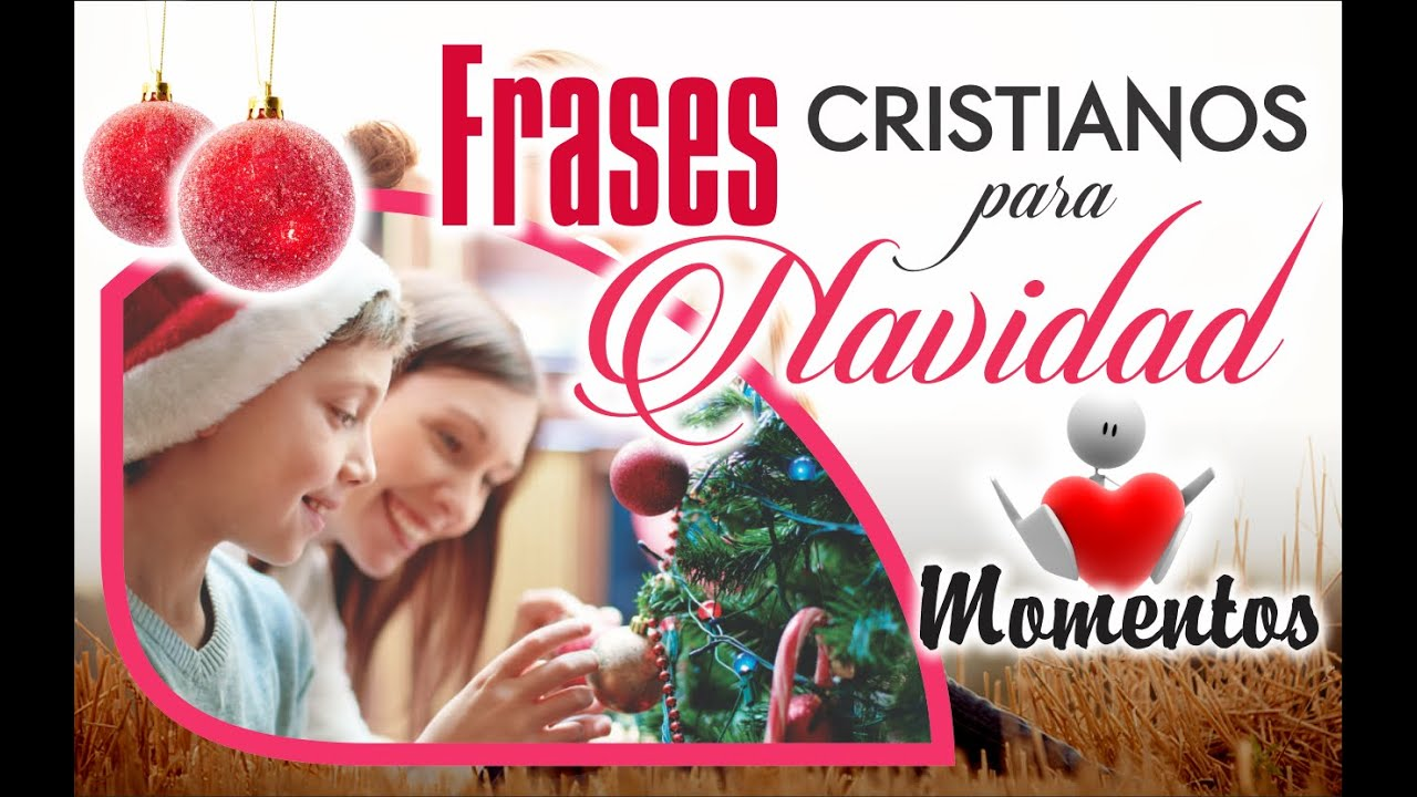 Frases cristianas para navidad palabras navide as - Tarjetas navidenas cristianas ...