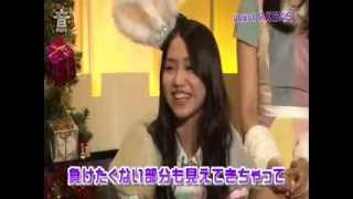 131222 音ボケPOPS 梅田彩佳 北原里英 田野優花 平田梨奈.
