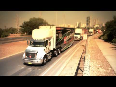 Darwin V8 Supercars Convoy