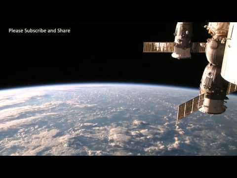 Earth From Space - Streaming Images From The International Space Station