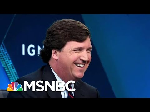 Chris Discusses Exclusive New Audio Of Fox News Host Tucker Carlson | All In | MSNBC