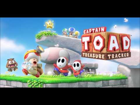 Captain Toad Treasure Tracker Music; Main Theme!