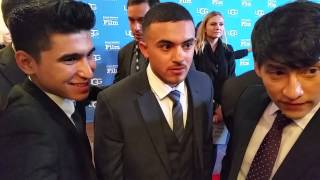 mcfarland usa track team guys talk kevin costner