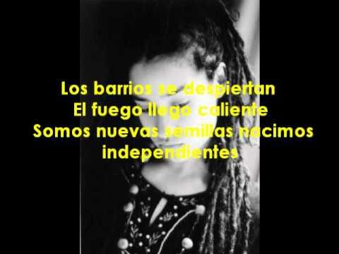 Alika - Un ejercito Despiera (Letra c:)