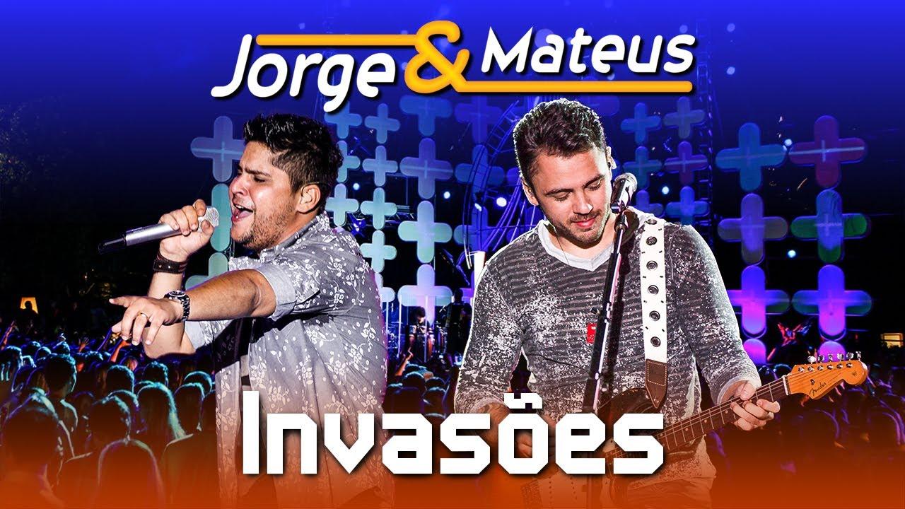 Jorge & Mateus — Invasões — [DVD Ao Vivo em Jurerê] — (Clipe Oficial)
