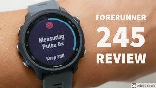 Garmin Forerunner 245 Comprehensive Review & Detailed Features Walkthrough