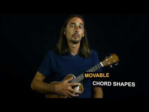 Beginner Ukulele Lessons 29 Ukulele Barre Chords Major And Minor