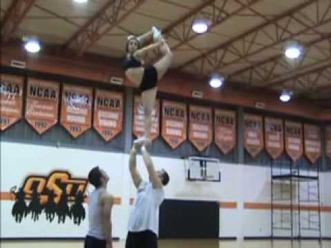 ALLEY HAWAII PACIFIC UNIVERSITY CHEER TRYOUT