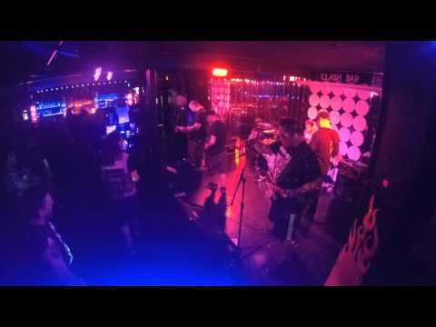 Silence Equals Death - The Clash Bar - 07252015