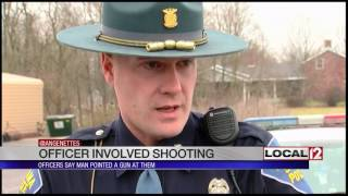 Man Killed In Brookville Officer Involved Shooting