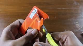 Cara Membuat Pigura Foto Mini Dari Bekas Sim Card