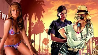 GTA ALL SEX   Evolution Of The Prostitutes GTA III, GTA VC, GTA SA, GTA IV, GTA V