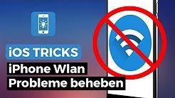 iPhone WLAN Probleme beheben unter iOS | iPhone-Tricks.de