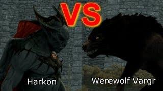 Skyrim Battle - Requested Battles! Werewolves vs Vampires & more! thumbnail