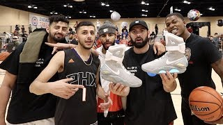 I GOT $10,000 NIKE AIR MAGS AT SNEAKERCON!! (3 POINT CONTEST WINNER)
