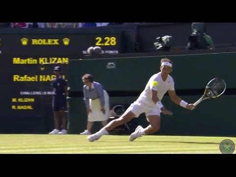 HSBC Play Of The Day - Rafael Nadal