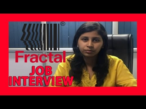 Fractal Analytics- Interview Experience, Suggestions and Tips