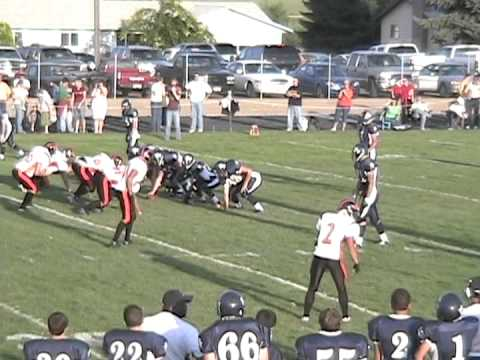 Fruitland Football 2005 New Plymouth Part 2