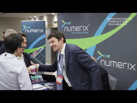 Numerix's Udi Sela discusses Global Derivatives 2017