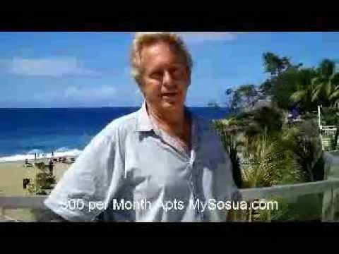 Hotel Alternative 6 Sosua Dominican Republic Apts 300 USD Month