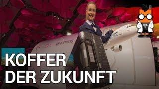 Der Koffer der Zukunft von der Deutschen Telekom #Cebit 2014
