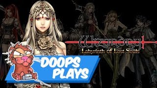 Wizardry Labyrinth of Lost Souls Gameplay